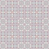 Elegant damask wallpaper. Seamless background. Vector illustration Stock Image