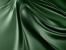 Elegant dark leather cloth background Stock Image