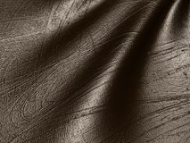 Elegant dark rubber cloth background Royalty Free Stock Photo