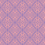 Elegant decorated abstract seamless background Royalty Free Stock Images