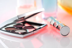 Elegant Decorative Cosmetics Royalty Free Stock Photos