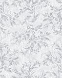 Elegant decorative floral seamless EPS10 pattern Stock Photos