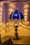 Elegant decorative lamps Stock Photos