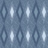 Elegant denim pattern Stock Photo