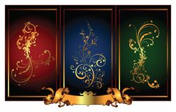 Elegant Design Background Royalty Free Stock Images