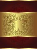 Elegant design background. Illustration of elegant design background Stock Photography