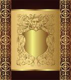 Elegant design background. Illustration of elegant design background Stock Image