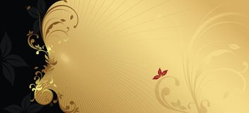 Elegant design background royalty free illustration