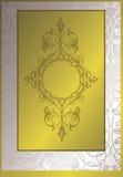 Elegant design background. Illustration of elegant design background Royalty Free Stock Photography