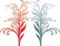 Elegant  design elements Royalty Free Stock Photography