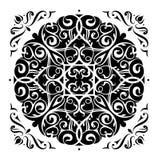 Elegant design för Mandala Royaltyfri Fotografi