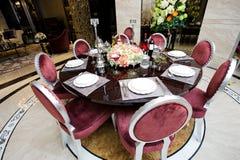 Elegant diner Royalty-vrije Stock Fotografie