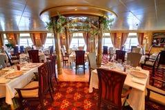 Elegant Dining Hall Royalty Free Stock Photography