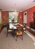 Elegant dining room Stock Photos