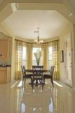 Elegant dining room Royalty Free Stock Image
