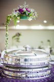 Catering Tray Royalty Free Stock Photography