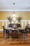 Elegant diningroom Royalty Free Stock Image