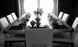 Elegant dinner Royalty Free Stock Image