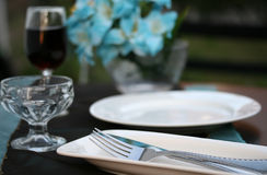 Free Elegant Dinner Table Stock Photos - 5584583