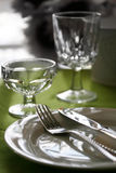 Elegant Dinning Royalty Free Stock Photos