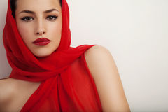 Elegant diva Royalty Free Stock Photo