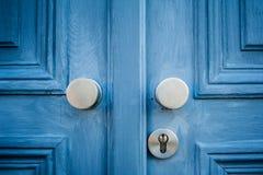 Elegant door handle Stock Image