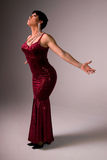 Elegant Drag queen. Stock Images