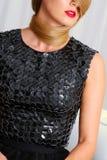 Elegant dress Royalty Free Stock Photo