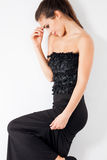 Elegant dress Royalty Free Stock Photography