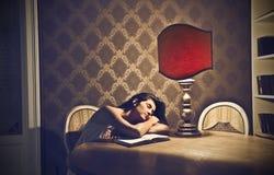 Elegant Dutje Royalty-vrije Stock Foto