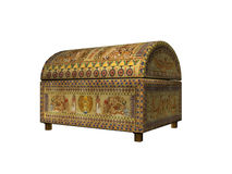Elegant Egyptian Hope Chest Royalty Free Stock Images