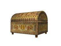 Elegant Egyptian Hope Chest royalty free stock images