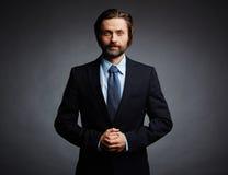 Elegant employer Stock Photo