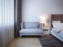 Elegant en comfortabel huisbinnenland Royalty-vrije Stock Foto