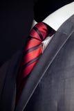 Elegant en modieus kostuum Stock Foto's