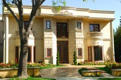 Elegant Entrance Stock Image