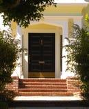 Elegant entrance 46 Stock Images