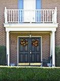 Elegant Entrance Stock Photo