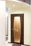 Elegant entrance door Royalty Free Stock Photo