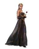 Elegant Fairytale Princess, 3d CG Royalty Free Stock Photo
