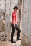 Elegant fashion man model stock images