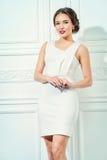 Elegant and feminine Royalty Free Stock Image