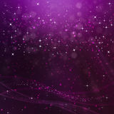 Elegant festive abstract background. With stars Stock Image
