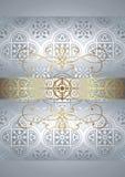Elegant Floral Background. Illustration of Elegant Floral Background Royalty Free Stock Photos
