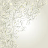 Elegant floral background Royalty Free Stock Photos