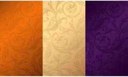 Elegant Floral Background Royalty Free Stock Images