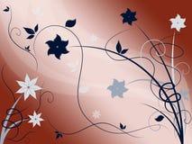 Elegant Floral Background Means Fine Flower Arrangement Or Decor Stock Photo