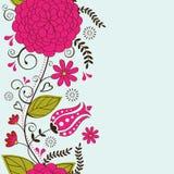 Elegant floral background Royalty Free Stock Photo
