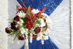 Elegant Flower Arrangement. S for celebrating special occasions royalty free stock image