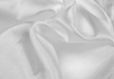 Elegant folded satin Royalty Free Stock Images